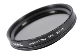 39 mm CPL Polarisationsfilter Circular SLIM Polfilter